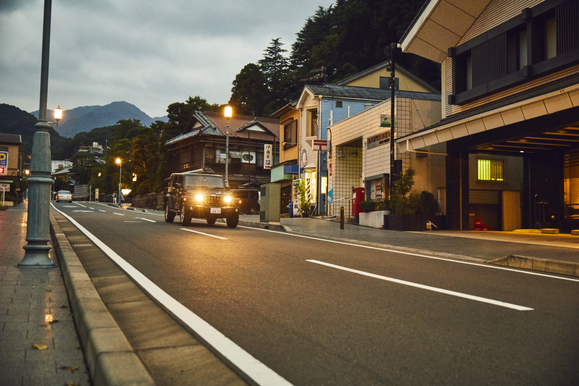 ho_104972 My Jeep®,My Life. ボクとJeep®の暮らしかた。女優・太田莉菜