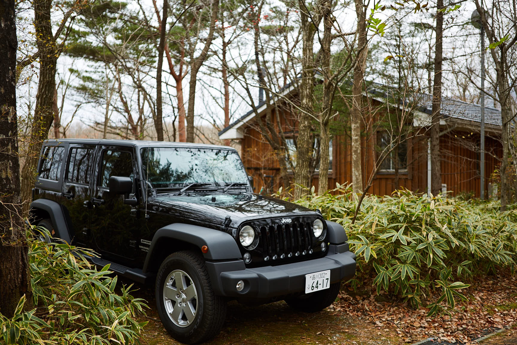 aj_445 My Jeep®,My Life. ボクとJeep®の暮らしかた。シェフ・相場正一郎
