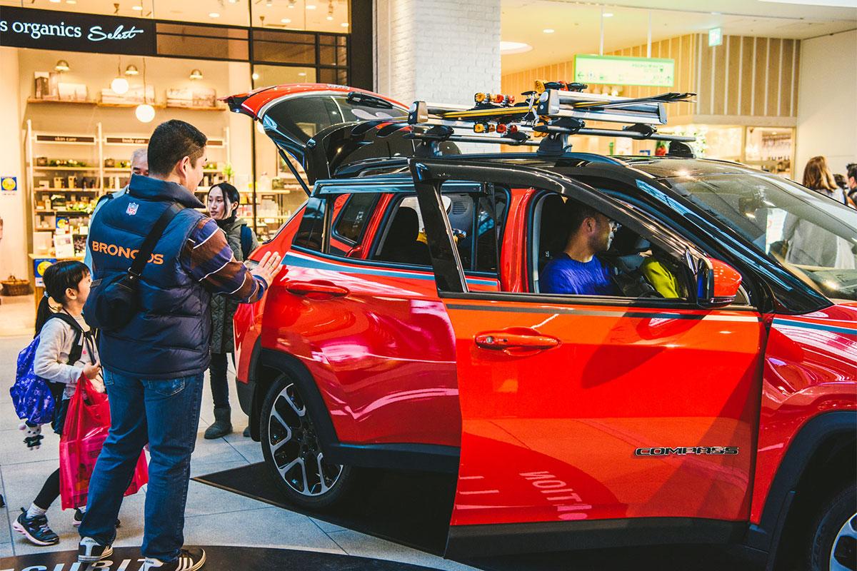 20171125_qetic-jeep-0049 新型『Jeep® Compass』の発売に先駆け、横浜のMARK ISみなとみらいで実車展示イベントを開催!