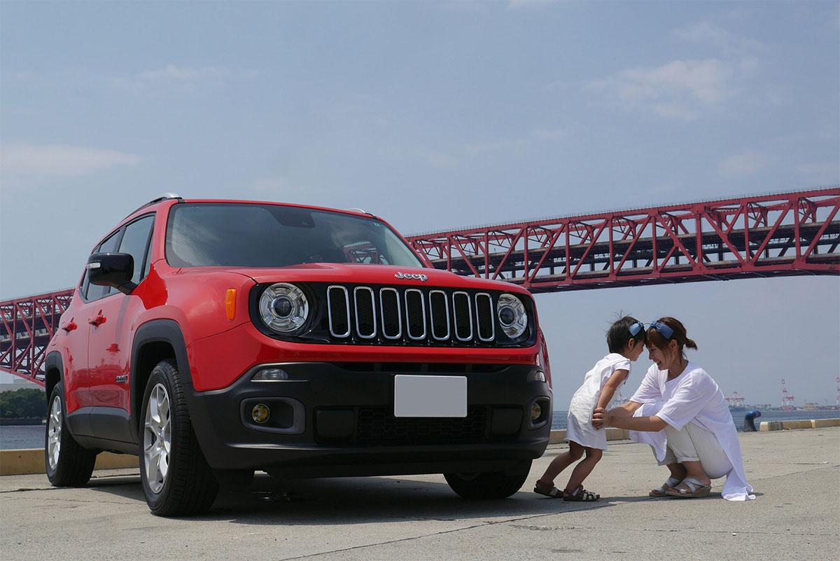"""88_1446358_1471155538767 Jeep®の2018年テーマは<Real Adventure>。本物のSUVと行く""""リアルな冒険""""を応援する注目キャンペーン&フェアをご紹介!"""