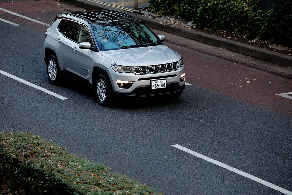 O3A7883 My Jeep®,My Life. ボクとJeep®の暮らしかた。OCEANS編集長・太田祐二