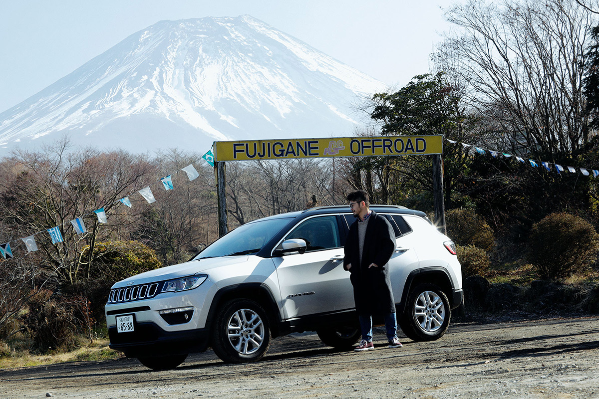O3A9748-1 My Jeep®,My Life. ボクとJeep®の暮らしかた。OCEANS編集長・太田祐二