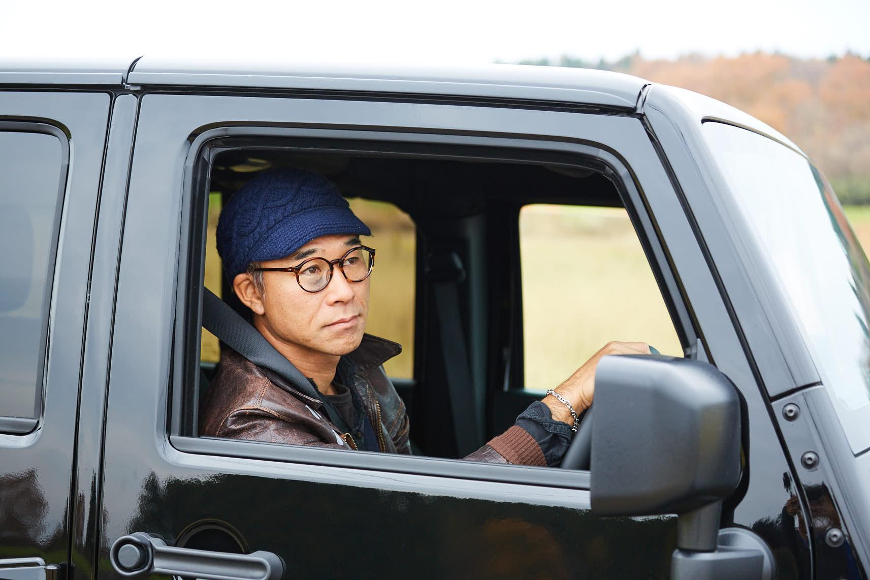 aj_413 シェフ・相場正一郎さんがドライブに持っていく愛用品8選【MY STANDARD】