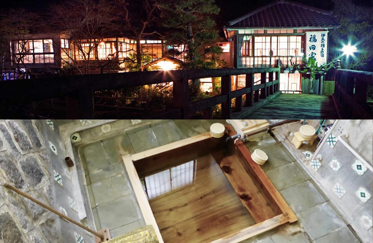 fukudaya1 おすすめ温泉特集11選!年末年始の旅行や日帰りドライブで行きたい、オフロードや雪道&大自然の絶景を楽しめる秘湯・名湯を厳選紹介