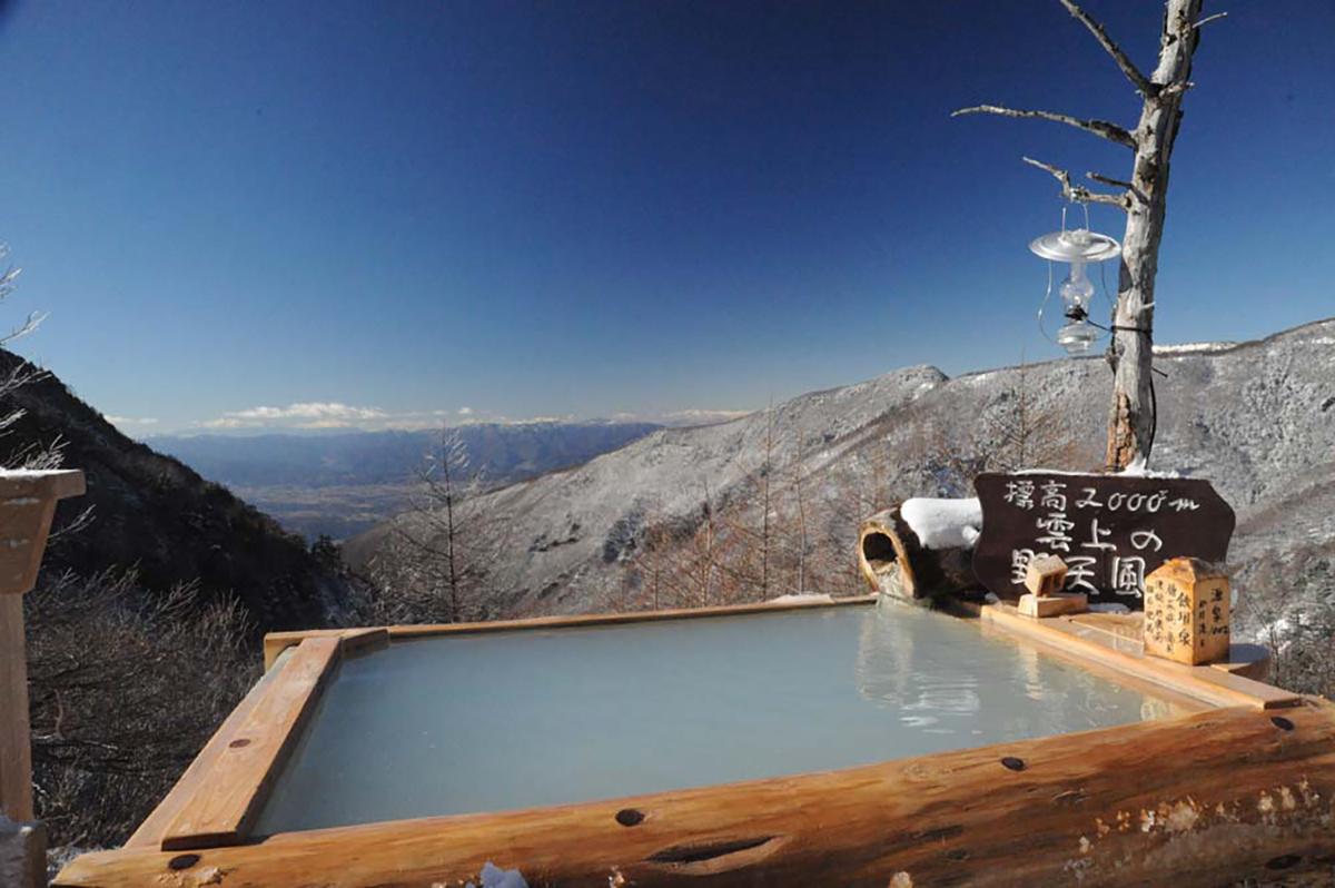 takamine1 おすすめ温泉特集11選!年末年始の旅行や日帰りドライブで行きたい、オフロードや雪道&大自然の絶景を楽しめる秘湯・名湯を厳選紹介
