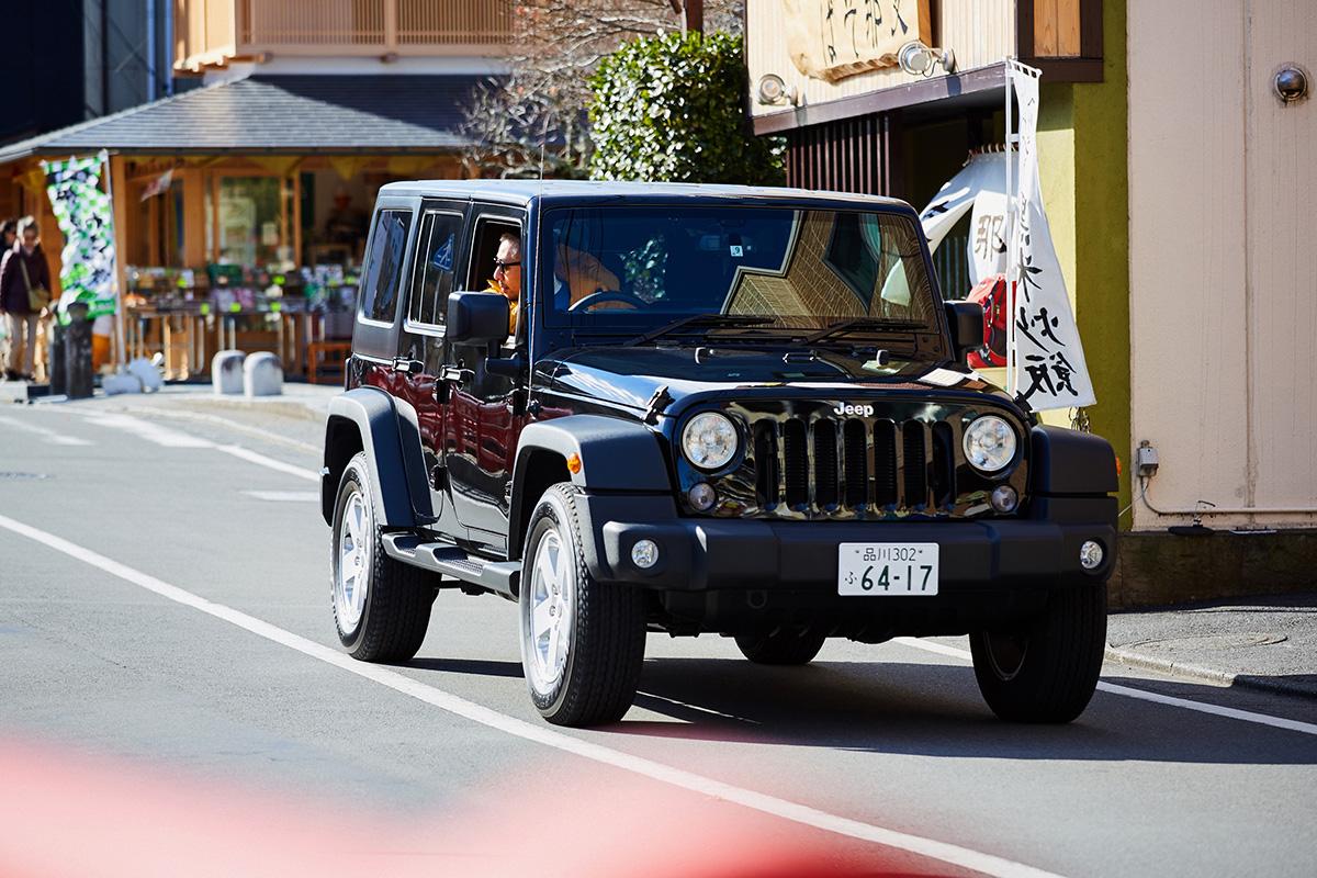 15 My Jeep®,My Life. ボクとJeep®の暮らしかた。N.ハリウッド デザイナー・尾花大輔
