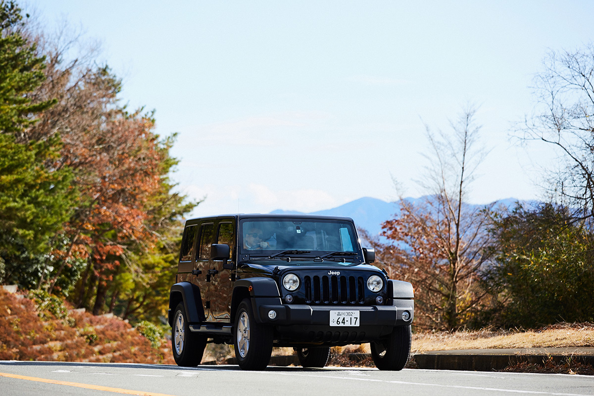 545117a36467b1c19e9c9d4277a3c1bb My Jeep®,My Life. ボクとJeep®の暮らしかた。N.ハリウッド デザイナー・尾花大輔
