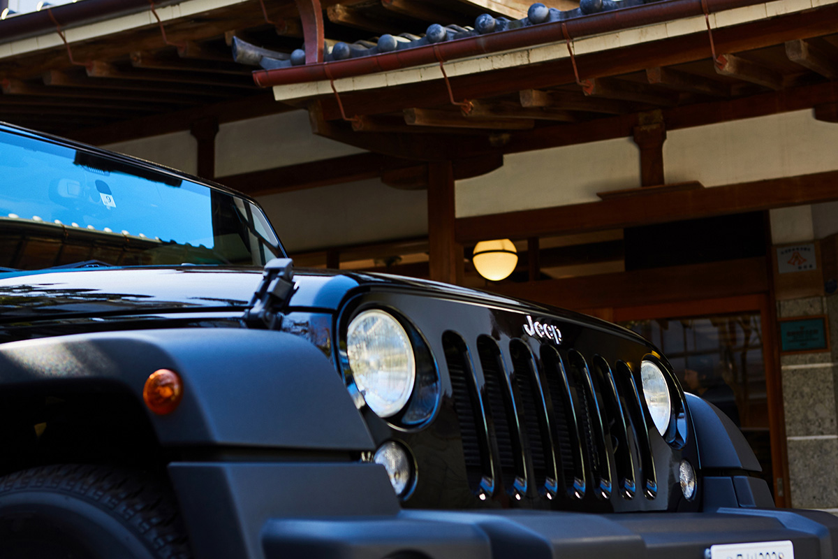 f1b1f058ca1e65e732c4316b18f9f2e5 My Jeep®,My Life. ボクとJeep®の暮らしかた。N.ハリウッド デザイナー・尾花大輔