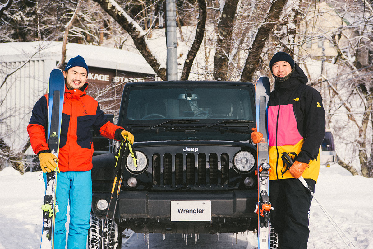 20180113_qetic-RS-0296 今シーズンもSALOMON SNOW TOUR Powered by Jeep®がスタート!スキーヤー・佐々木明氏と俳優・田村幸士氏がスキーの魅力を大放談