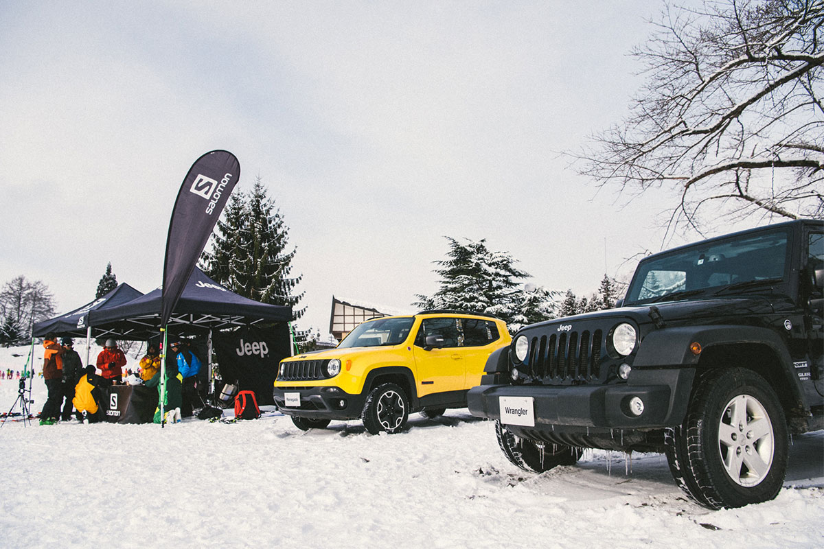 20180113_qetic-RS-0515 今シーズンもSALOMON SNOW TOUR Powered by Jeep®がスタート!スキーヤー・佐々木明氏と俳優・田村幸士氏がスキーの魅力を大放談
