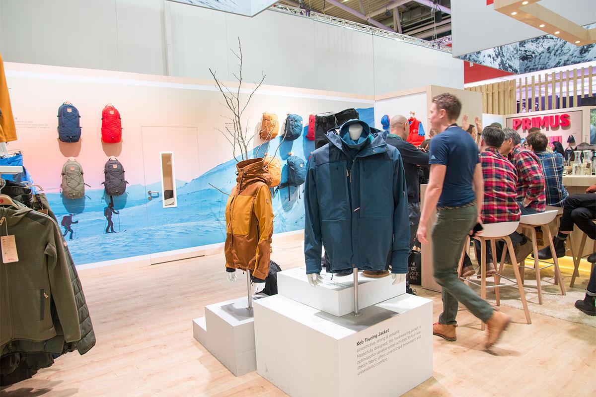 DSC5002 ISPO MUNICH 2018から見る最新アウトドア・ファッショントレンドとは?
