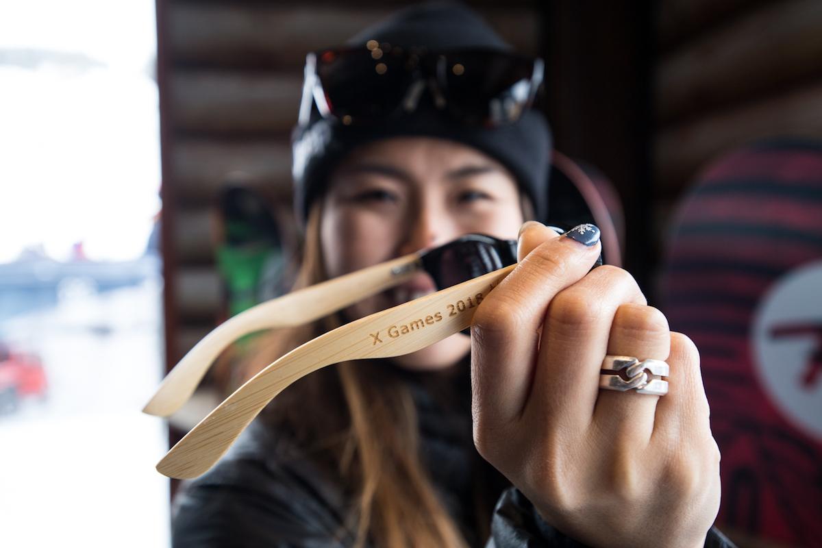 TN4_4832 This is My Life  小野塚彩那がXゲームスと2018年冬を終えて、自身のスキーライフを語る