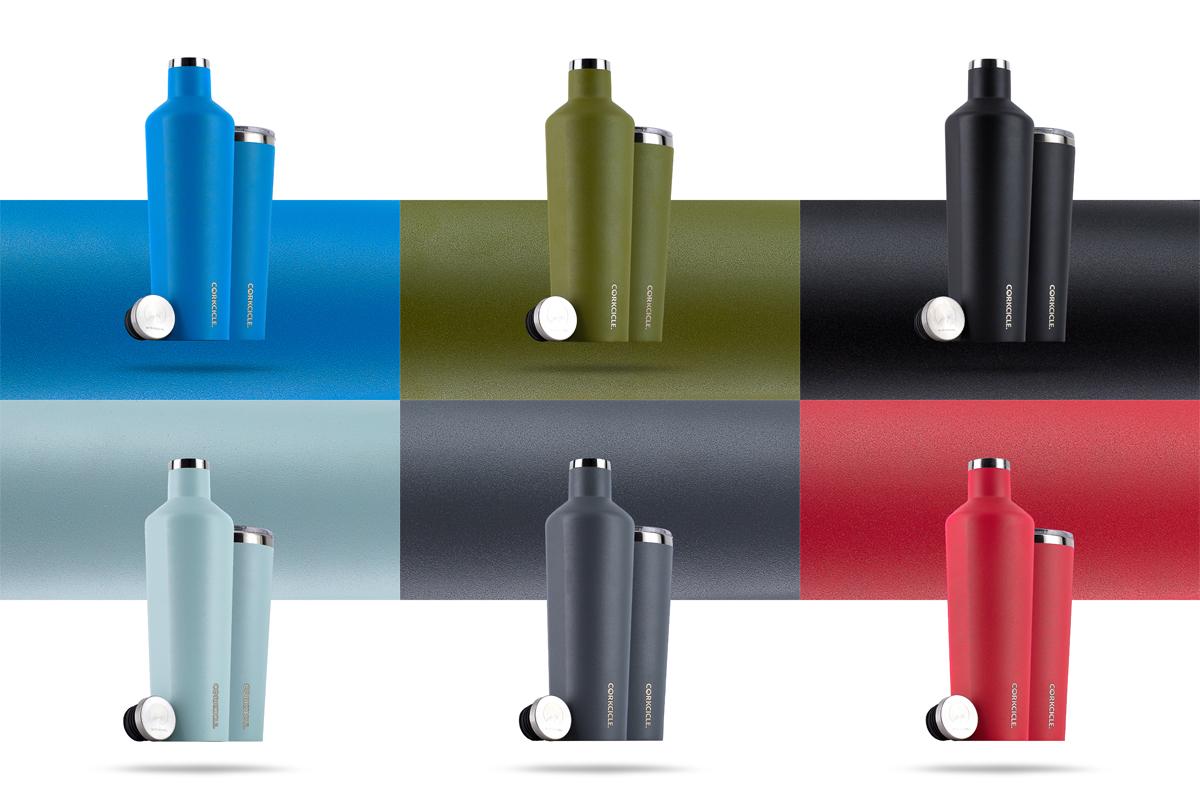 WTRMN_Collection 【2020年・最新おすすめ水筒20選!】スリムから大容量まで、機能性とデザイン性を兼ね備えたおしゃれボトルを厳選!