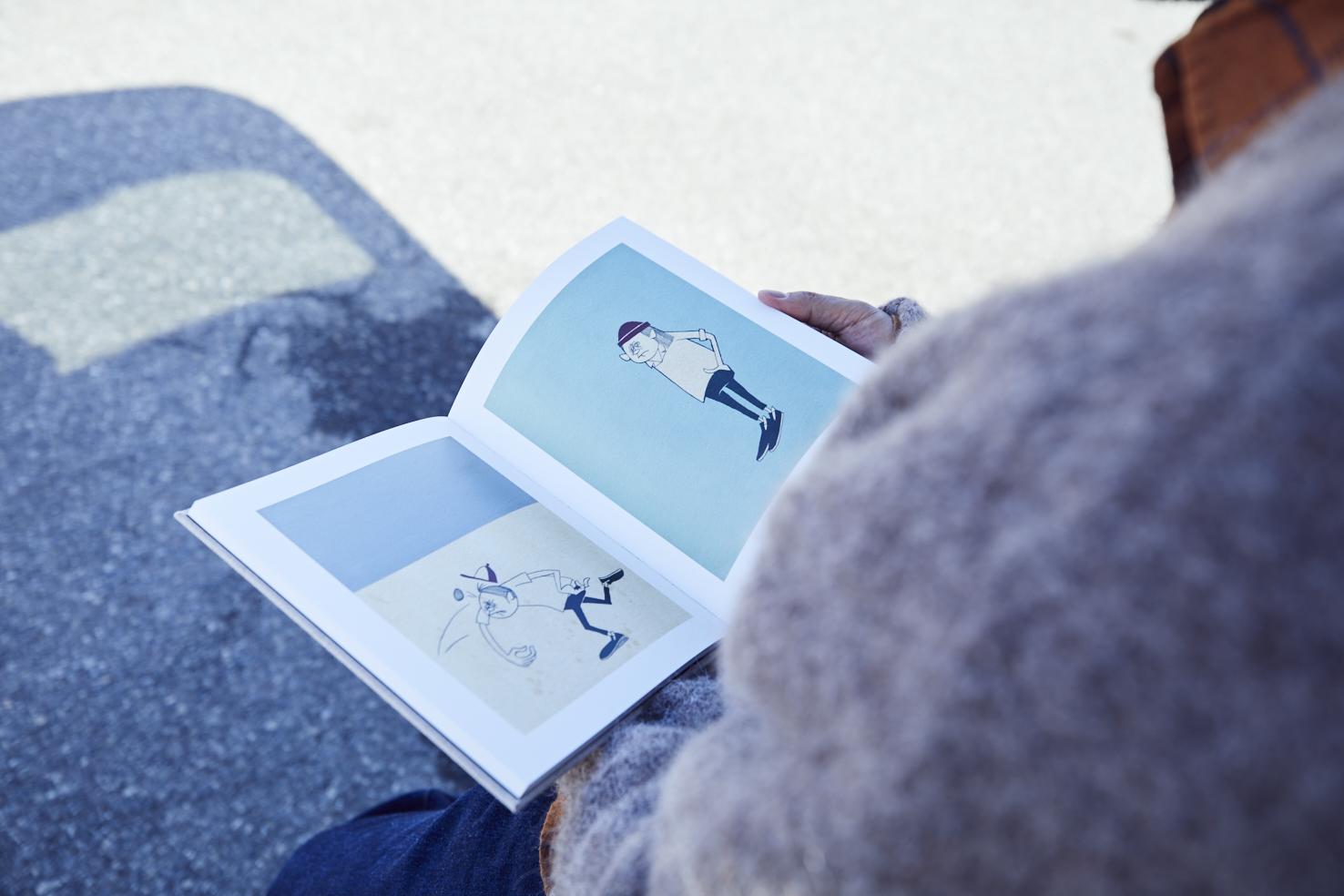 j_1141 ラジオ番組『Jeep® CREATIVE GARAGE』3月のゲストはアーティスト・花井祐介さん。