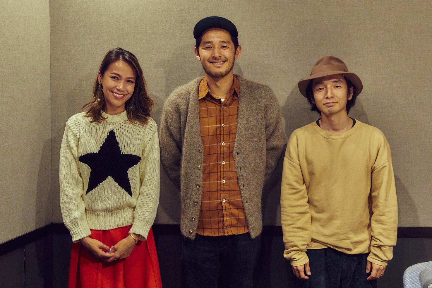 j_1150 ラジオ番組『Jeep® CREATIVE GARAGE』3月のゲストはアーティスト・花井祐介さん。