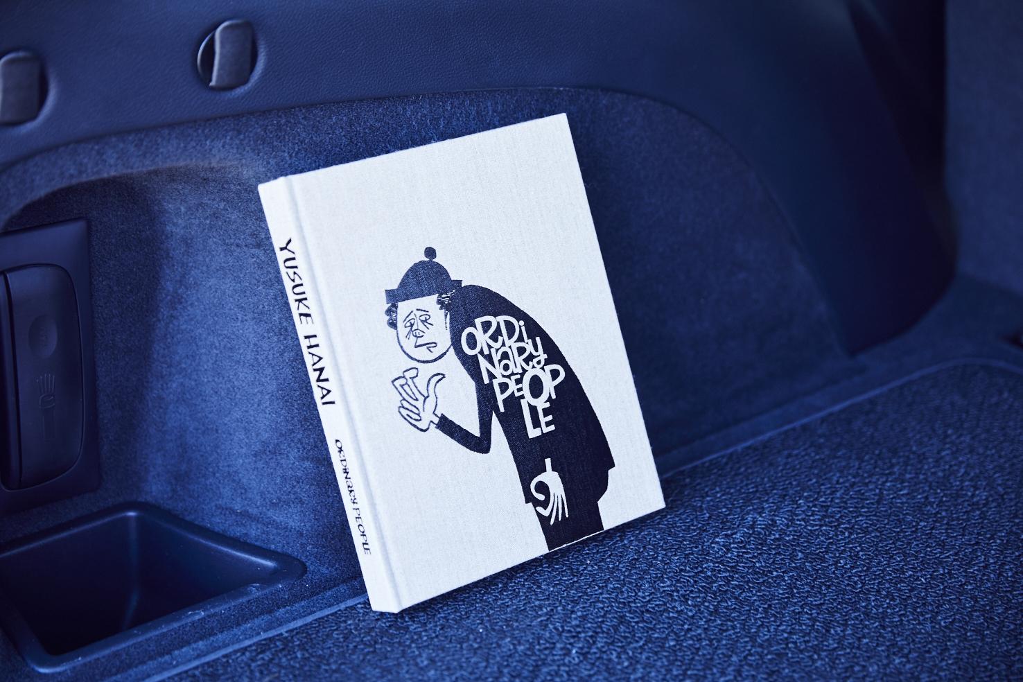 j_1091 アーティスト・花井祐介さんが車に積んでいる愛用品8選【MY STANDARD】