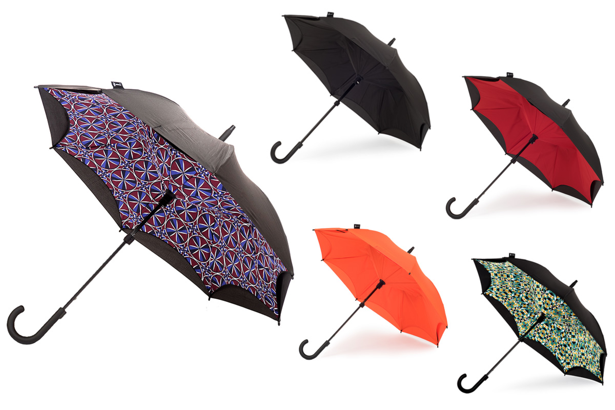 KAZbrella02 【レイングッズ特集2020】梅雨の時期も快適&おしゃれに乗り切る!高機能な防水アイテム15選