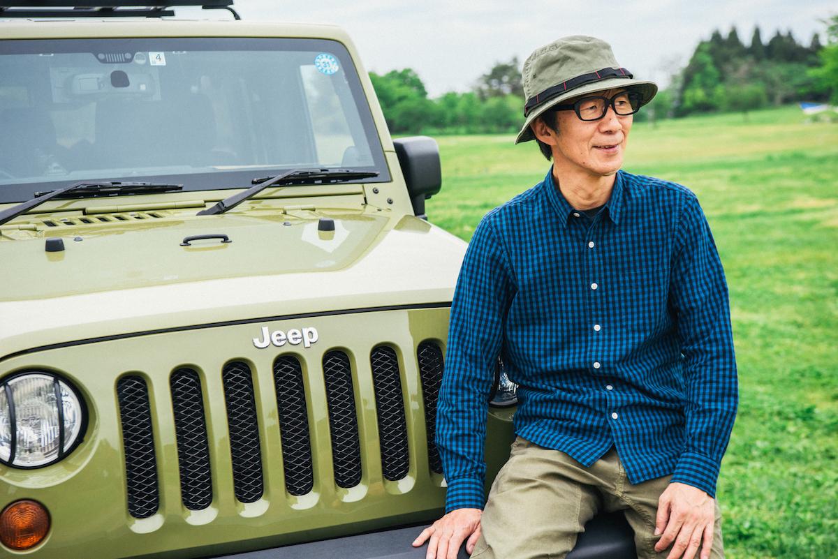 20180513_qetic-jeep-sp-0027 人気インスタグラマー Koichiさんが、Jeep® で新潟県スノーピークHeadquartersキャンプフィールドへ!愛車のWrangler Unlimited Saharaの魅力を語る。