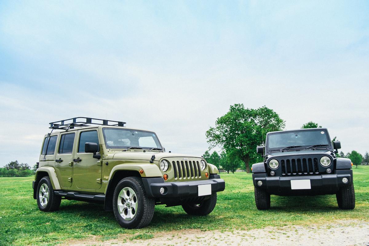 4 人気インスタグラマー Koichiさんが、Jeep® で新潟県スノーピークHeadquartersキャンプフィールドへ!愛車のWrangler Unlimited Saharaの魅力を語る。