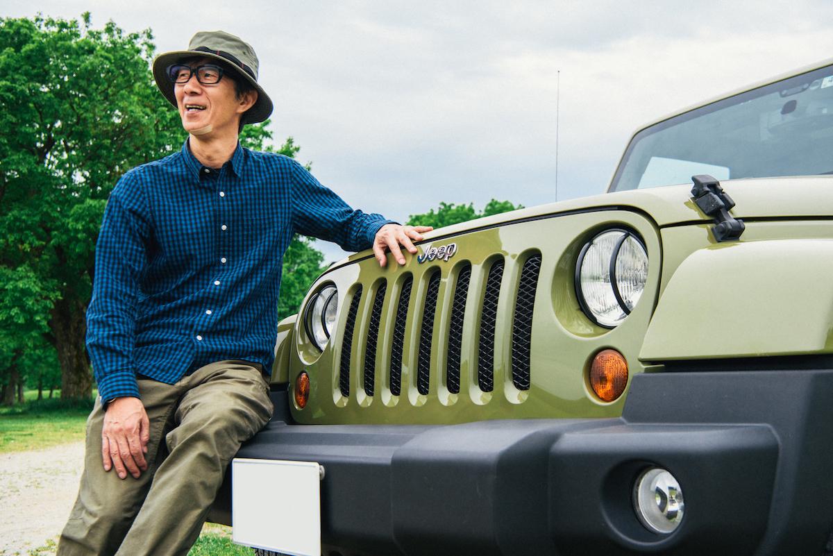 5 人気インスタグラマー Koichiさんが、Jeep® で新潟県スノーピークHeadquartersキャンプフィールドへ!愛車のWrangler Unlimited Saharaの魅力を語る。
