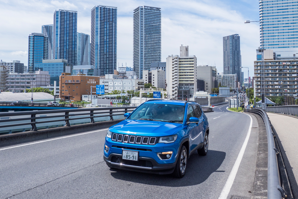realstyle181002_01 Jeep® Compassが教えてくれる新しいフジロックと新しい一日