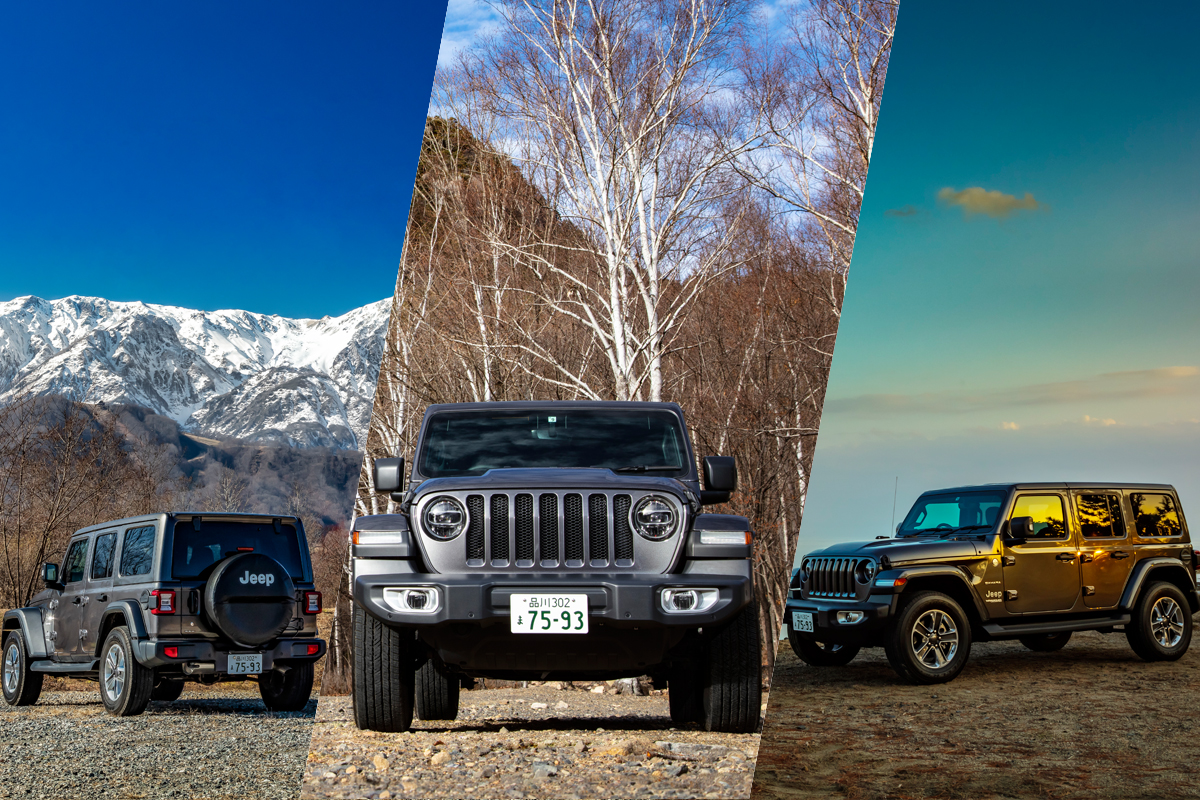 realstyle190109_07 ALL-NEW Jeep® Wrangler × Venturers