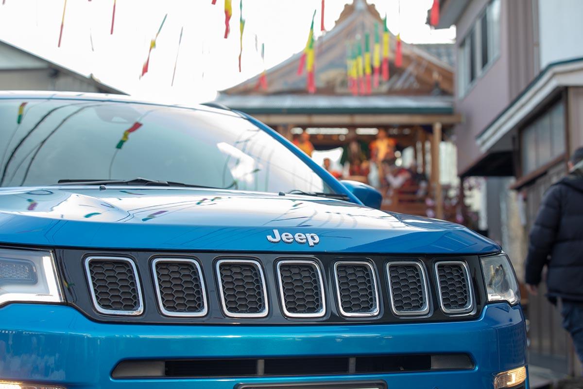 "0500_jeep_realtabi_katsuyama_012 Real Tabi with Jeep® 〜Jeep® と行く、日本の""こころ""を探る旅〜〈福井県・勝山市 勝山左義長まつり〉"