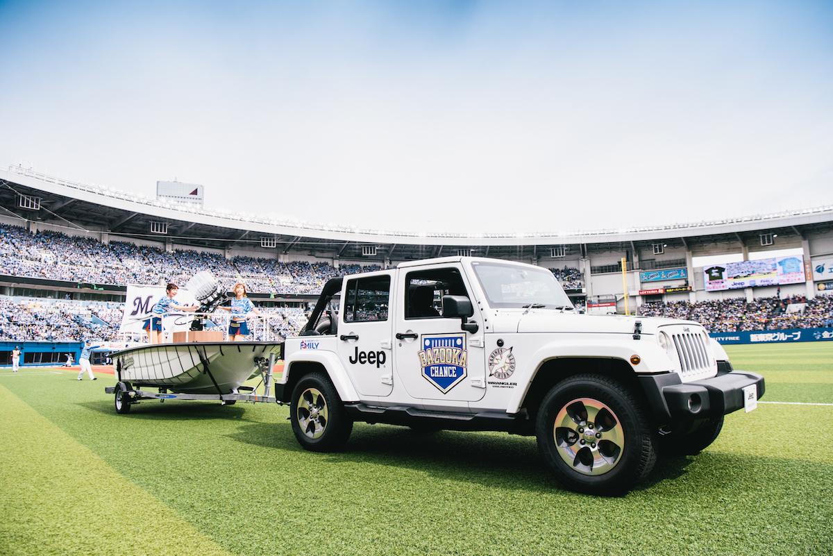 20180430_qetic-jeep-0122 千葉ロッテマリーンズを応援するバズーカ砲搭載のJeep®を追う!