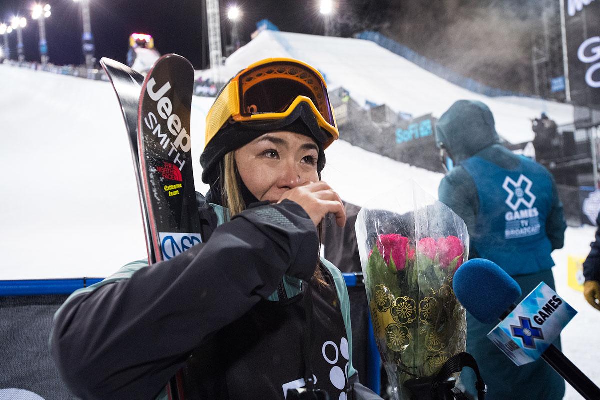 7-1 This is My Life 小野塚彩那がXゲームスでハーフパイプ、ラストラン!プロスキーヤーとしての新たな展望とは?