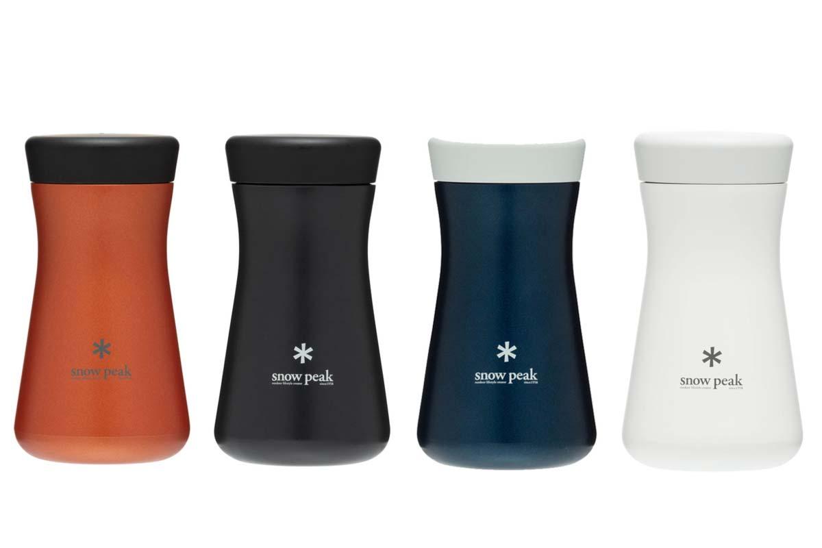 2_SnowPeak 【2020年・最新おすすめ水筒20選!】スリムから大容量まで、機能性とデザイン性を兼ね備えたおしゃれボトルを厳選!