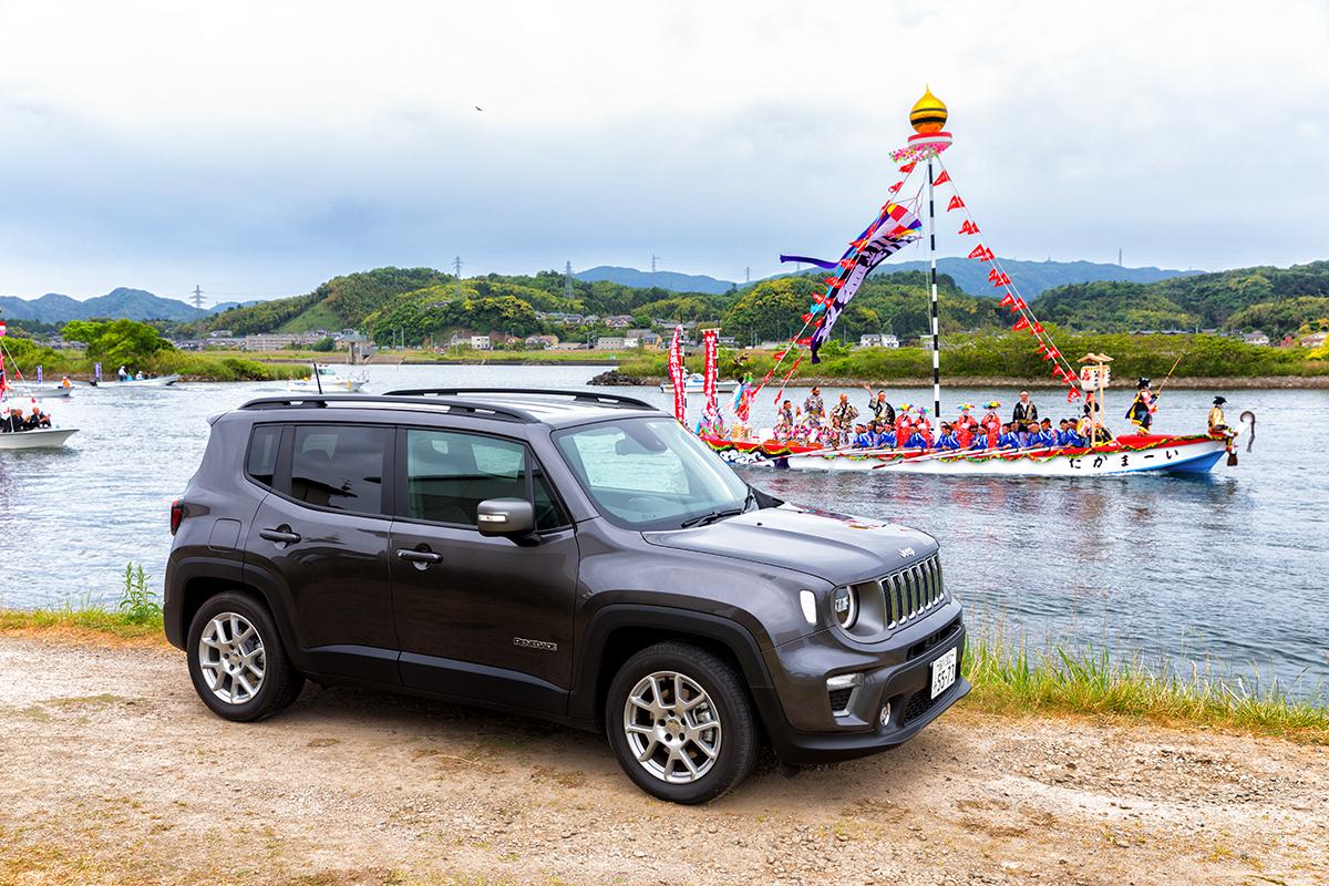 "main-1 Real Tabi with Jeep® 〜Jeep® と行く、日本の""こころ""を探る旅〜〈和歌山県・那智勝浦町〉"
