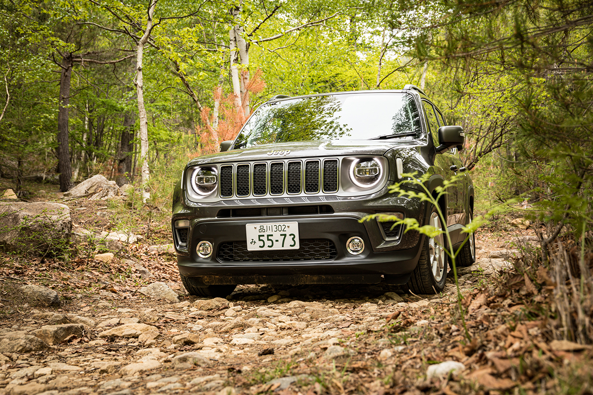 realstyle190701_02 Jeep® で楽しむ小川山クライムキャンプ