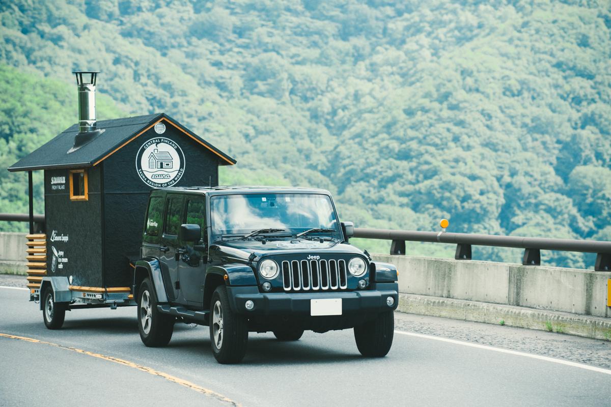 """20180731_qetic-jeep-metos-0103 サウナは""""コミュニケーションの場"""" Jeep® × METOS ASEMAで旅する、夏の奥志賀高原ホテル"""