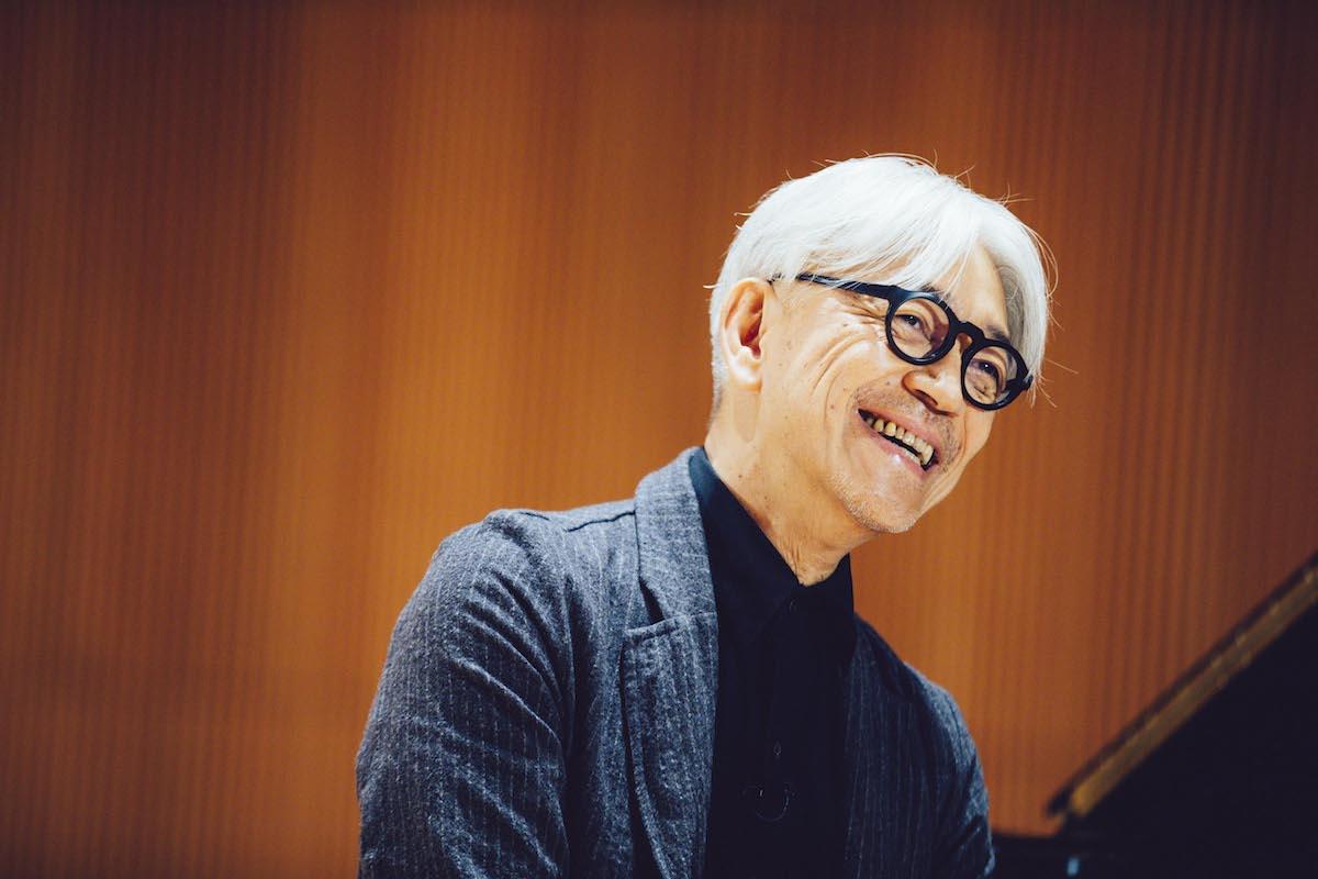 1029_jeep_ryuichisakamoto_6 The Future of Freedom 〜本物の自由を見つけた者たちの言葉〜 〈Vol.1 MUSIC〉坂本龍一