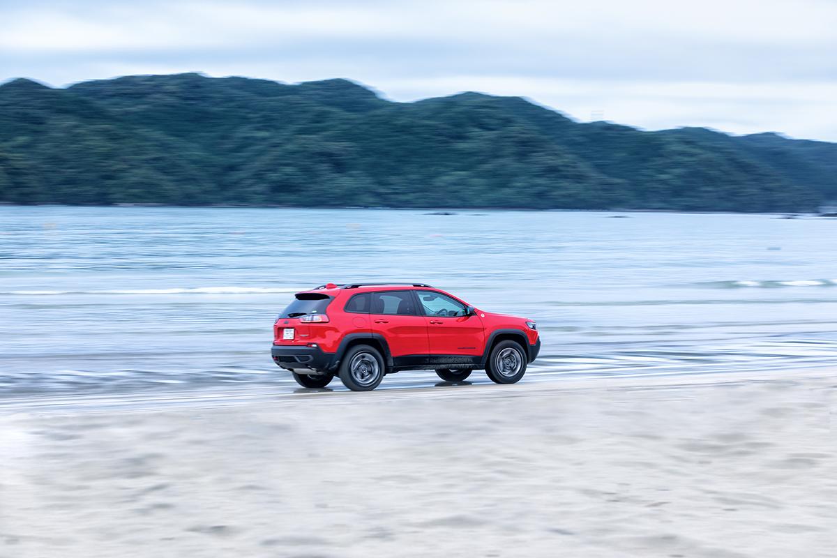 "IN_6091w Real Tabi with Jeep® 〜Jeep® と行く、日本の""こころ""を探る旅〜〈和歌山県・那智勝浦町〉"