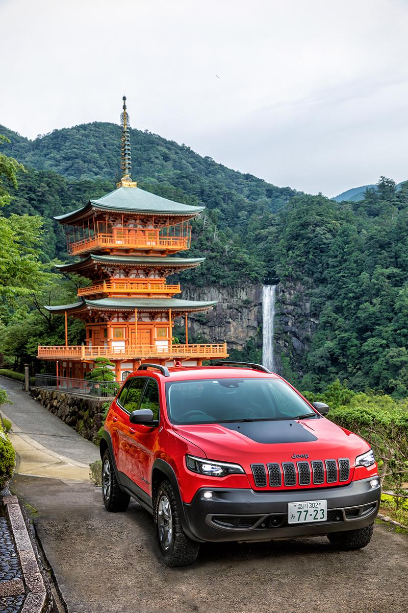 "IN_6525w Real Tabi with Jeep® 〜Jeep® と行く、日本の""こころ""を探る旅〜〈和歌山県・那智勝浦町〉"