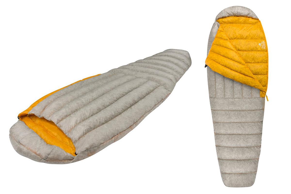 SEA-TO-SUMMIT 【最新シェラフ12選】冬のキャンプや車中泊でも暖かく過ごせる機能派から個性的な寝袋まで!