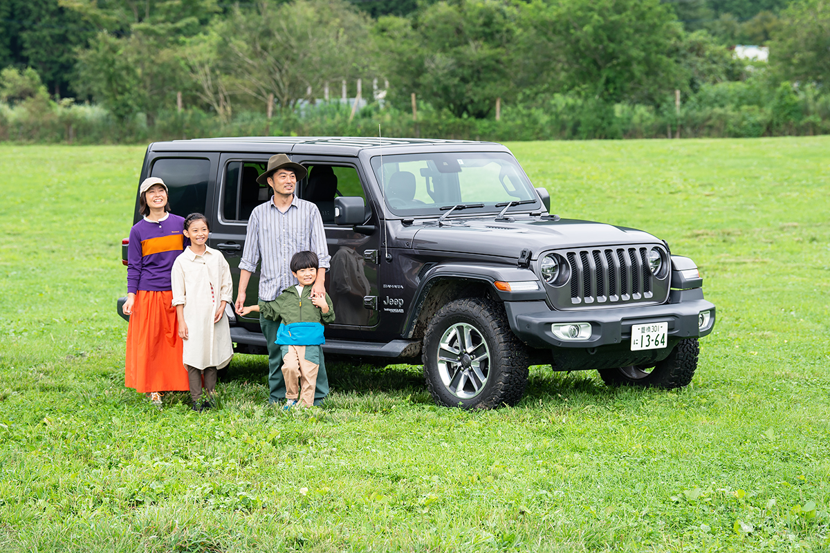 realstyle191004_01 Jeep® で楽しむ。みんなでつくる。2DAYSファミリーキャンプ