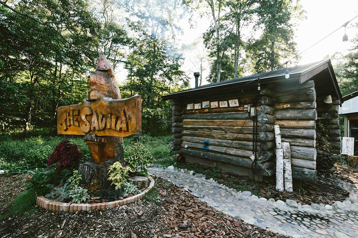 01_5757 Jeep® で行くアウトドア・サウナ!ゲストハウスLAMP野尻湖の『The Sauna』を体験レポート