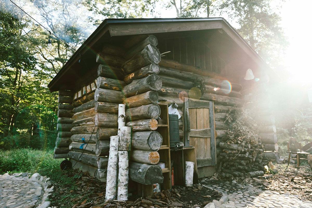 01_5762 Jeep® で行くアウトドア・サウナ!ゲストハウスLAMP野尻湖の『The Sauna』を体験レポート