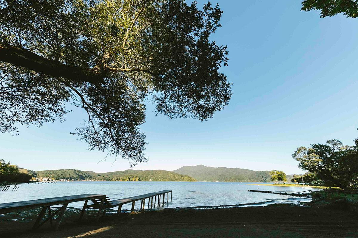 01_5763 Jeep® で行くアウトドア・サウナ!ゲストハウスLAMP野尻湖の『The Sauna』を体験レポート