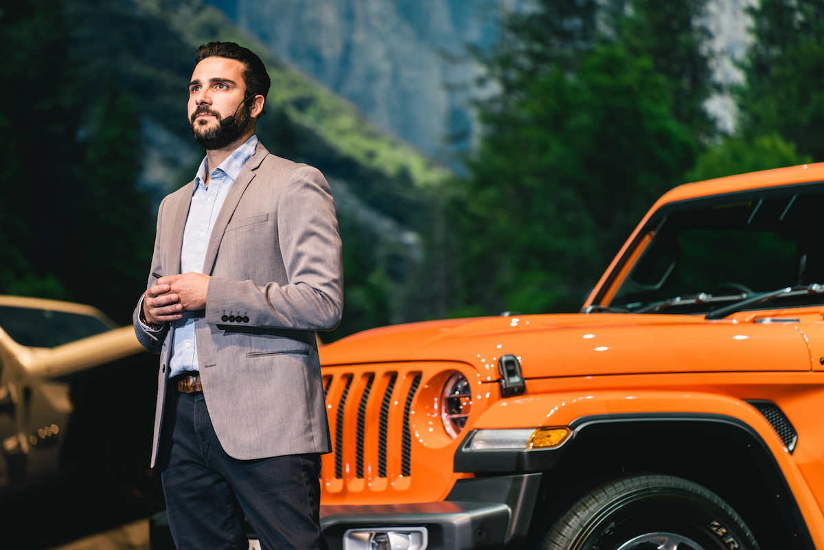 181105_jeep_newrangler_14 11年ぶりのオールニュー。新しいJeep® Wranglerが披露されたALL-NEW Jeep® Wrangler LAUNCH CONFERENCEレポート