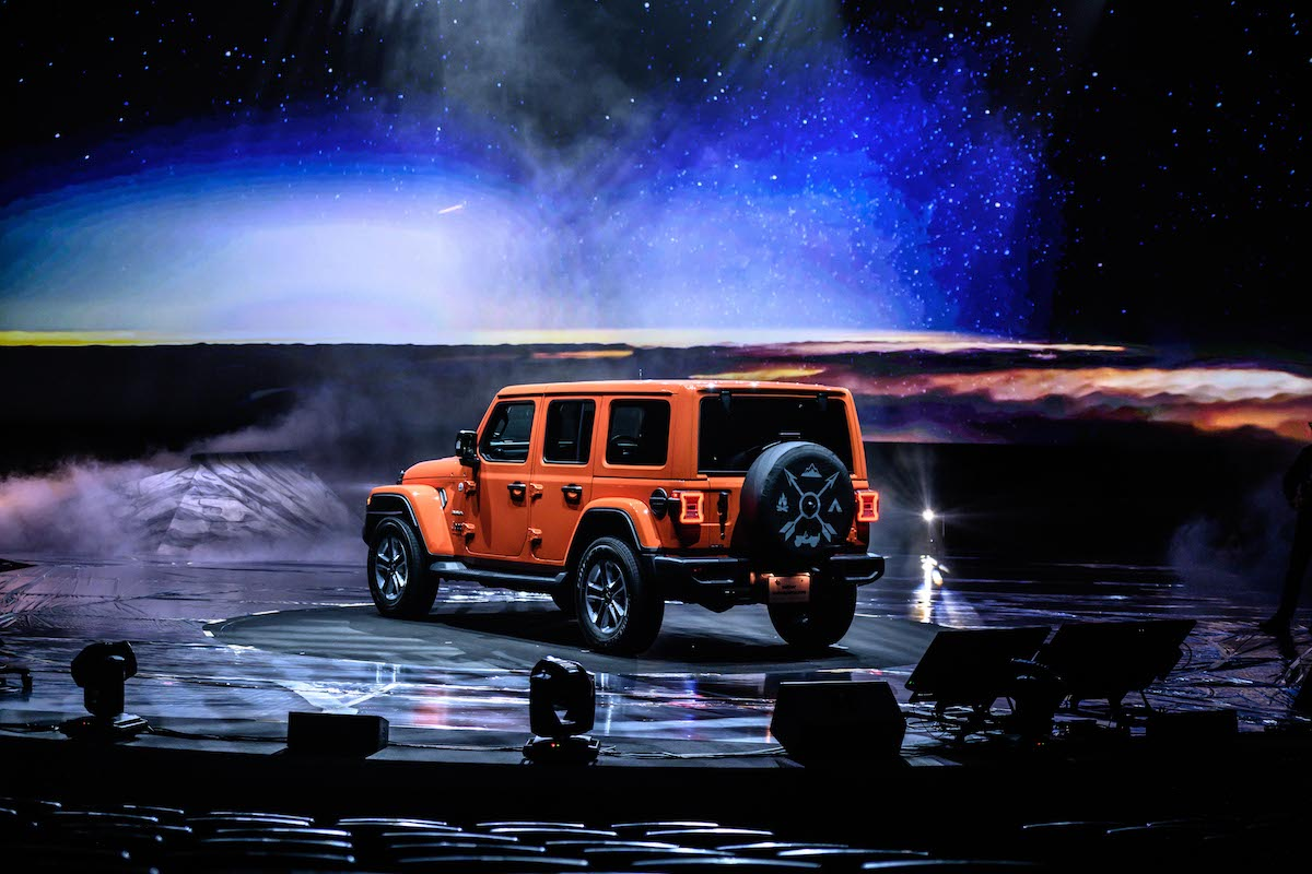 181105_jeep_newrangler_19 11年ぶりのオールニュー。新しいJeep® Wranglerが披露されたALL-NEW Jeep® Wrangler LAUNCH CONFERENCEレポート