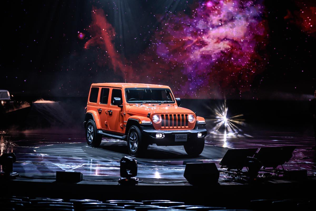 181105_jeep_newrangler_3 11年ぶりのオールニュー。新しいJeep® Wranglerが披露されたALL-NEW Jeep® Wrangler LAUNCH CONFERENCEレポート