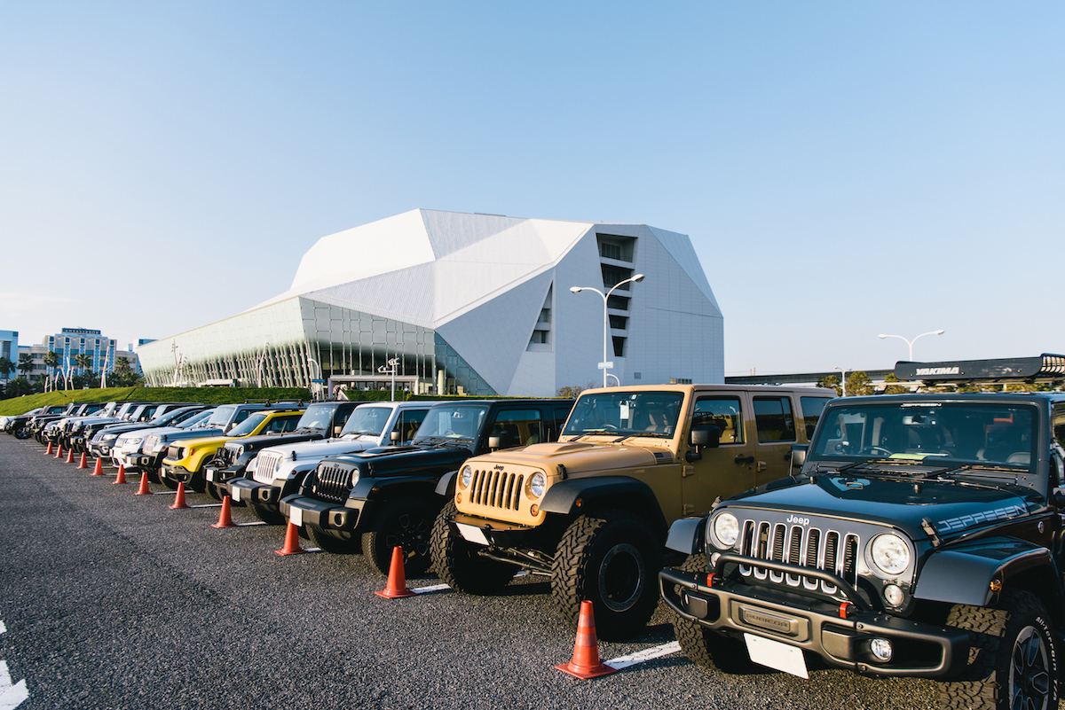 re181105_jeep_newrangler_4 11年ぶりのオールニュー。新しいJeep® Wranglerが披露されたALL-NEW Jeep® Wrangler LAUNCH CONFERENCEレポート
