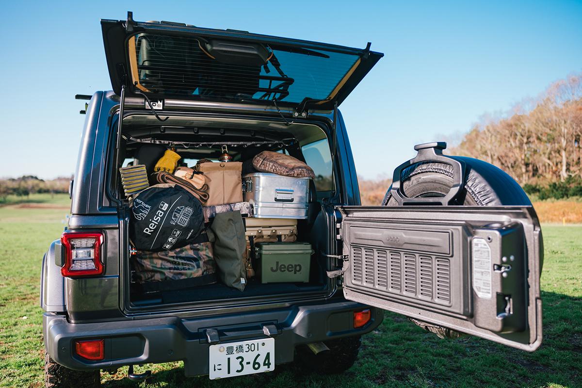 20191212_qetic-jeep-0003 【Jeepモデル別・積載企画】Jeep Compassに合うギア&積み方のポイントを人気スタイリスト・平健一がレクチャー!