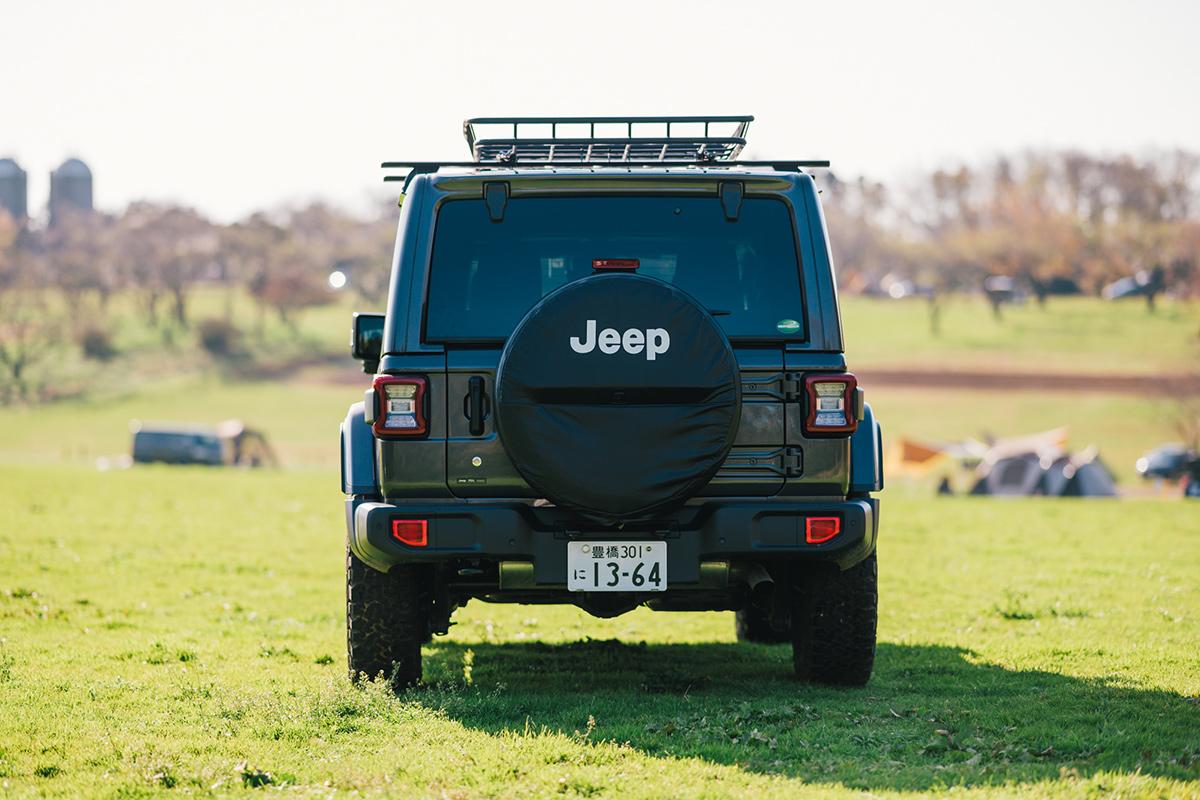20191212_qetic-jeep-0184 【Jeepモデル別・積載企画】Jeep Wranglerに合うギア&積み方のポイントを人気スタイリスト・平健一がレクチャー!