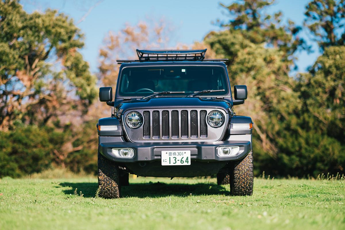 20191212_qetic-jeep-0186 【Jeepモデル別・積載企画】Jeep Wranglerに合うギア&積み方のポイントを人気スタイリスト・平健一がレクチャー!