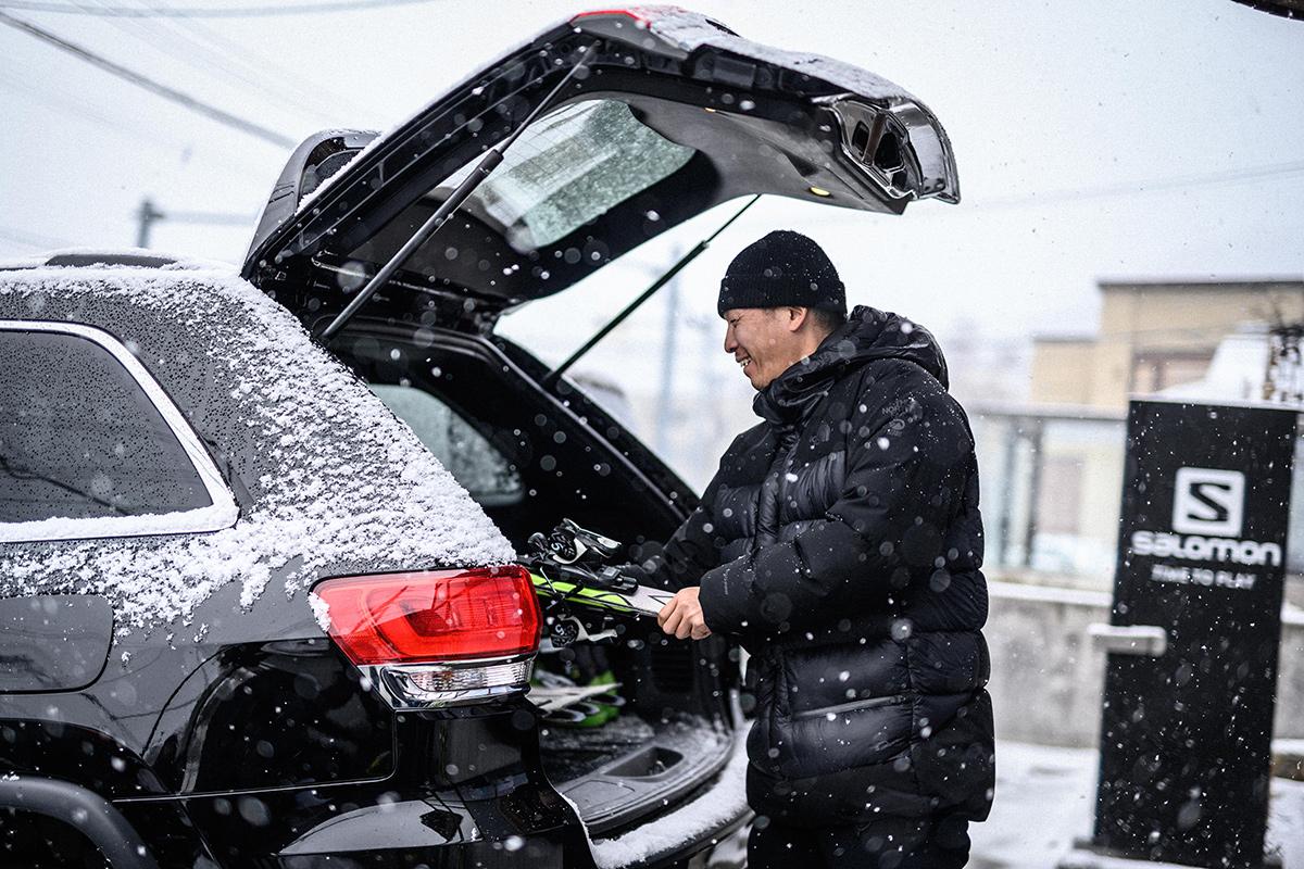 DSC_7342 Jeepがサポートする復興支援プロジェクト『雪育遠足』レポート&佐々木明×井山敬介のトップスキーヤー対談!