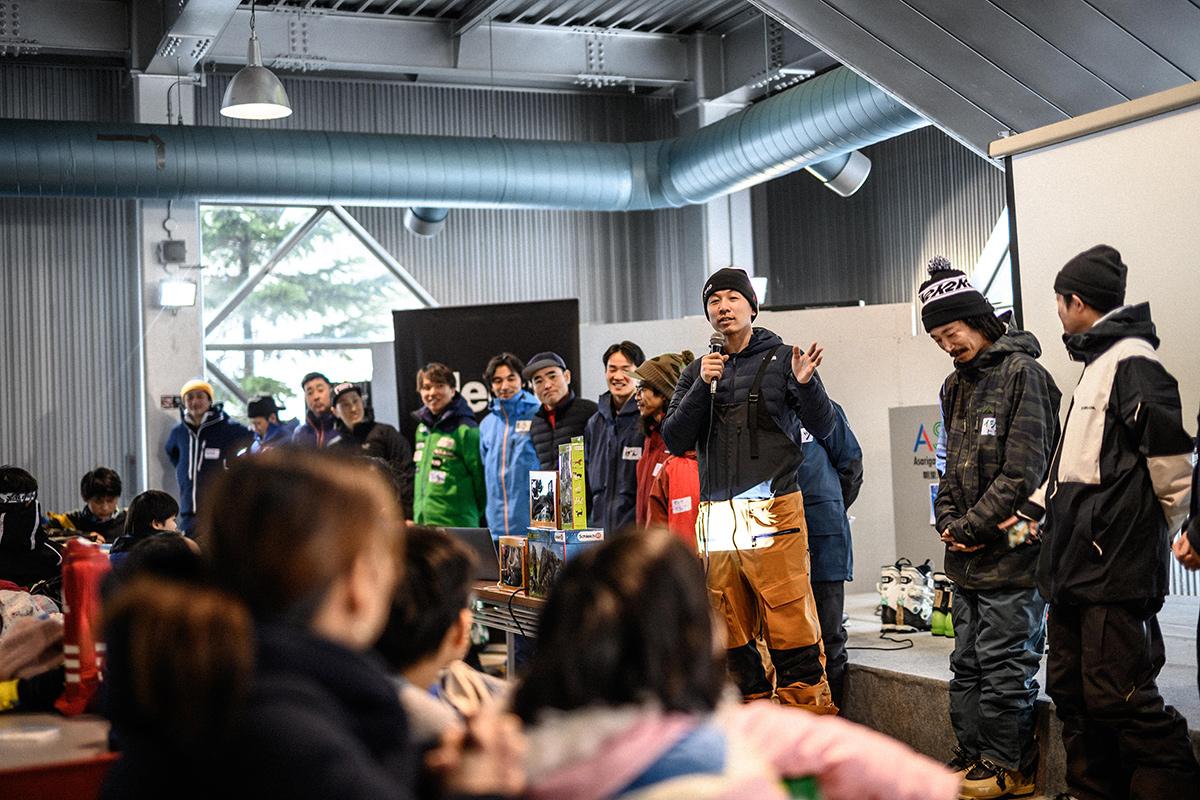 DSC_7437 Jeepがサポートする復興支援プロジェクト『雪育遠足』レポート&佐々木明×井山敬介のトップスキーヤー対談!